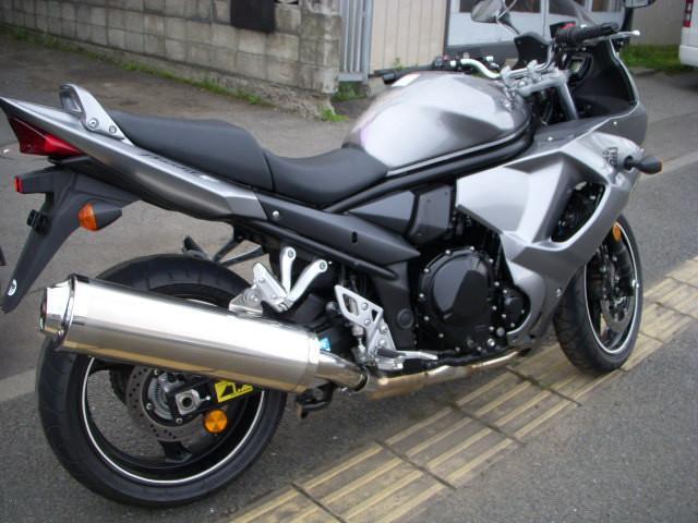スズキ Bandit1250F ABSの画像(北海道