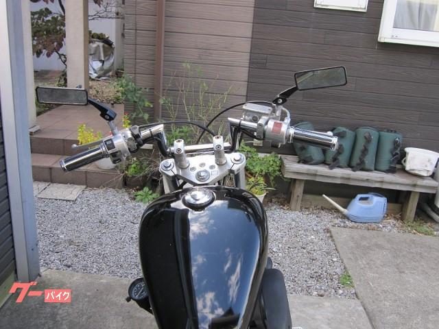 ホンダ スティード400・カスタム・ハンドル・マフラーの画像(栃木県