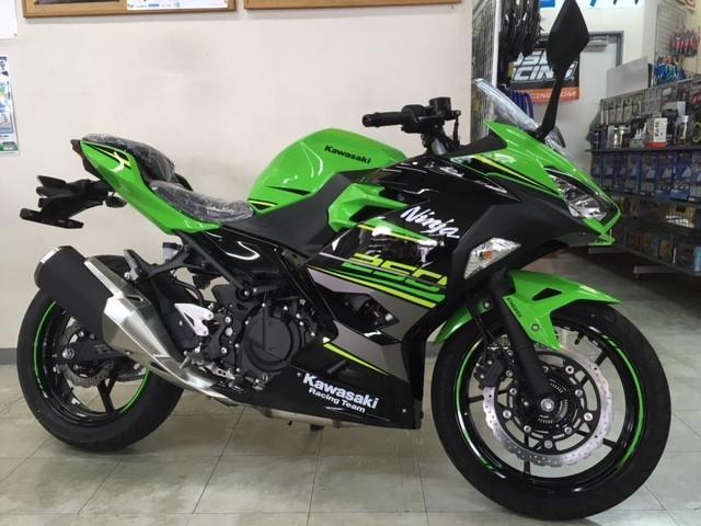 カワサキ Ninja 250 KRT Edition 2018 Newモデルの画像(北海道