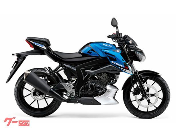 GSX−S125 ABS 2021モデル 新車