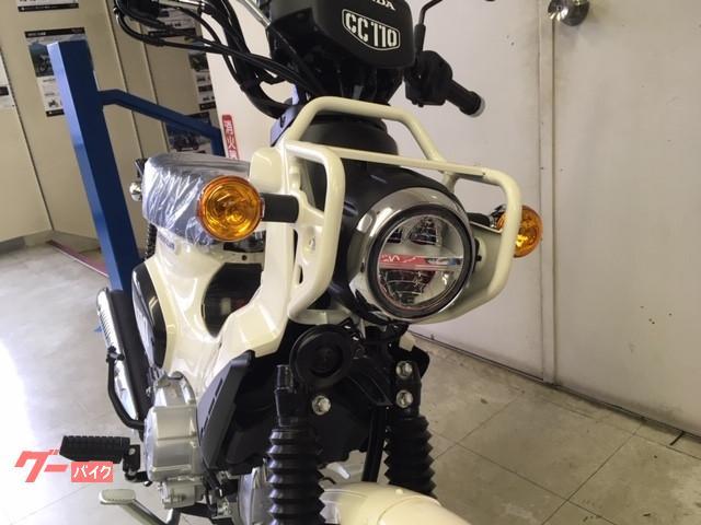 ホンダ クロスカブ110 新車の画像(北海道