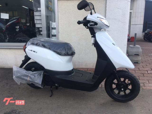 JOG AY01型 2021新車