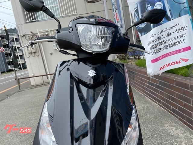 スズキ アドレス125 ニューモデルの画像(北海道