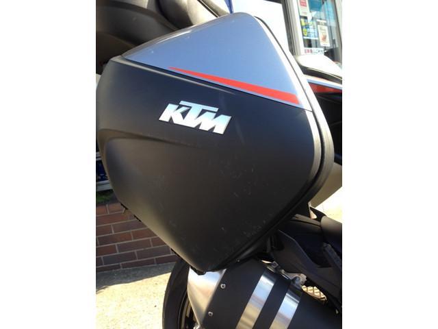 KTM 1290スーパーデュークGTの画像(北海道