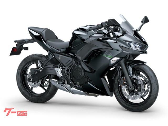 Ninja 650 2020モデル