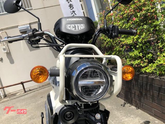 ホンダ クロスカブ110 2020モデルの画像(北海道