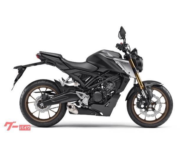 CB125R 2021モデル