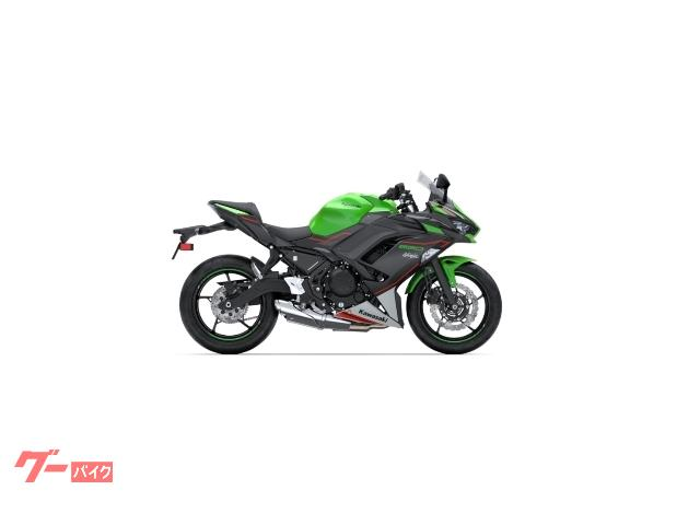 Ninja 650 KRTカラー 2020モデル UK仕様