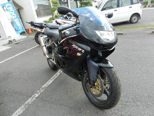 カワサキ Ninja ZX-9Rの画像(茨城県