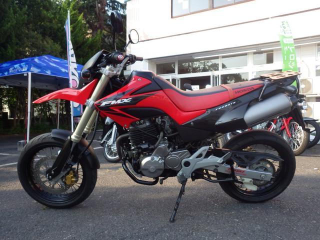 ホンダ FMX650  RD12 スペインの画像(茨城県