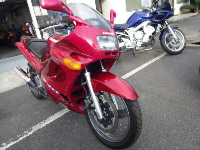 カワサキ ZZ-R250 EX250Hの画像(茨城県
