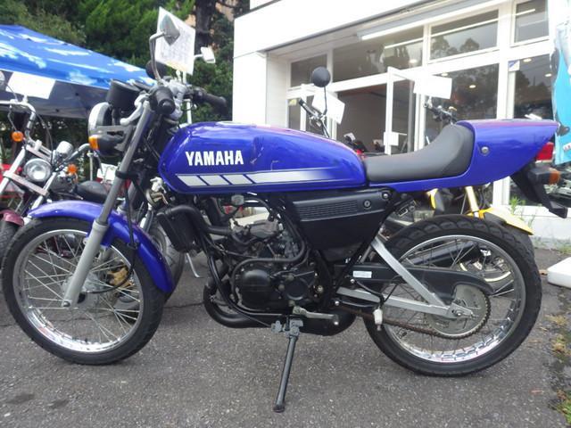 ヤマハ RZ50 RA02Jの画像(茨城県
