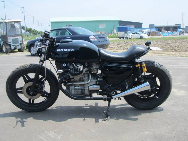 ホンダ GL400カスタムの画像(北海道