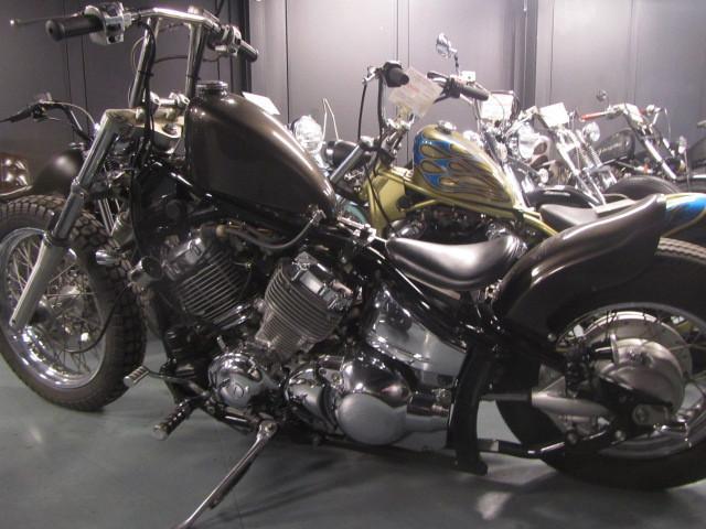 ヤマハ ドラッグスター400の画像(北海道