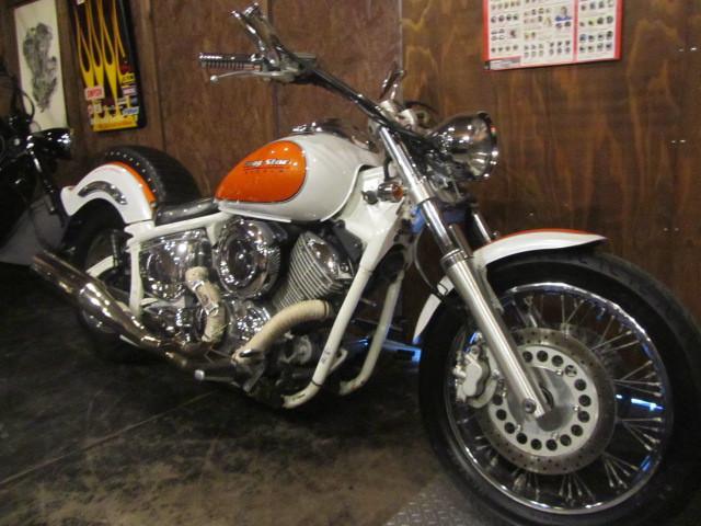ヤマハ ドラッグスター1100の画像(北海道