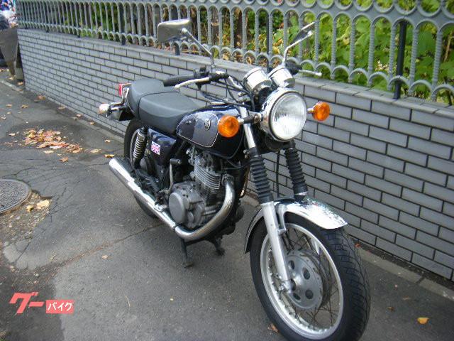 ヤマハ SR400の画像(北海道