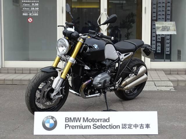 BMW RnineT BMW認定中古車 ETC新品付の画像(北海道