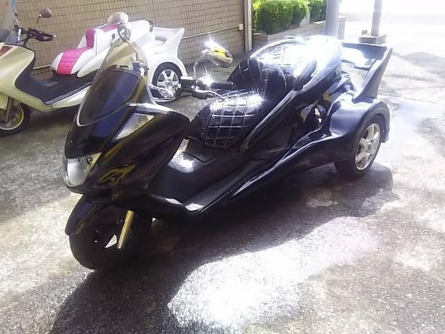 トライク 日本車ベース トライク(126~250cc)の画像(群馬県