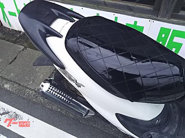 ホンダ ライブDio ZXの画像(群馬県