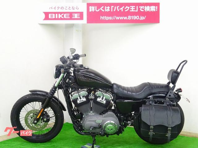 HARLEY-DAVIDSON XL1200N ナイトスター マフラー・エアクリ等カスタム多数の画像(栃木県