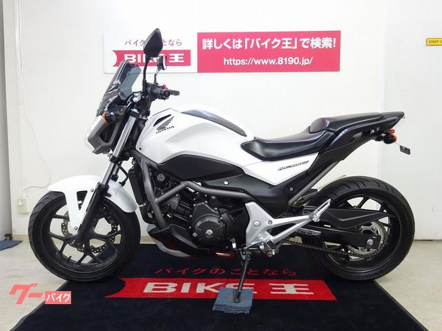 ホンダ NC700S スクリーン フェンダーレスの画像(栃木県