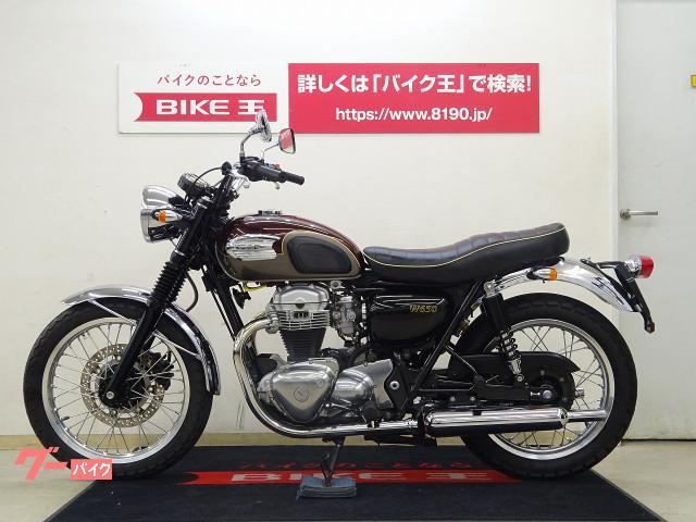 カワサキ W650 ノーマルの画像(栃木県