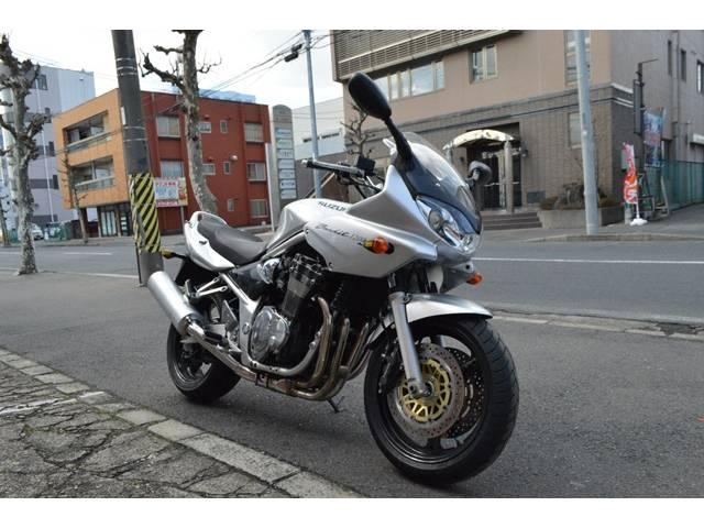 スズキ Bandit1200Sの画像(茨城県