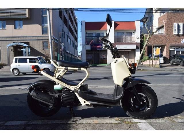 ホンダ ズーマー AF58 ノーマルの画像(茨城県