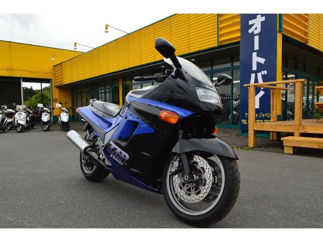 カワサキ ZZ-R1100 C型の画像(茨城県