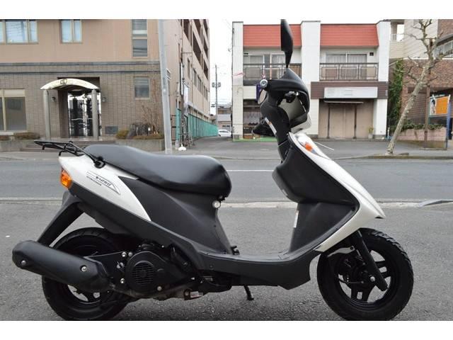スズキ アドレスV125G CF4EA グリップヒーターの画像(茨城県