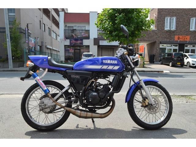 ヤマハ RZ50の画像(茨城県