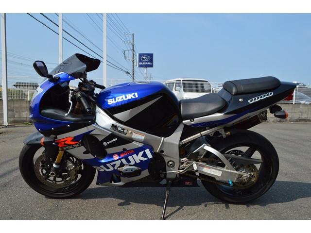 スズキ GSX-R1000 ヨシムラ オーリンズの画像(茨城県