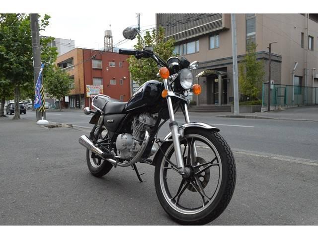 スズキ GN125の画像(茨城県
