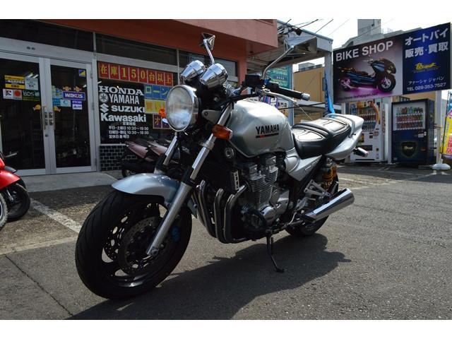 ヤマハ XJR1300  RP03Jの画像(茨城県