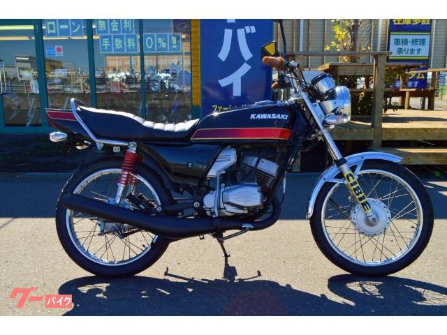 カワサキ KH125の画像(茨城県
