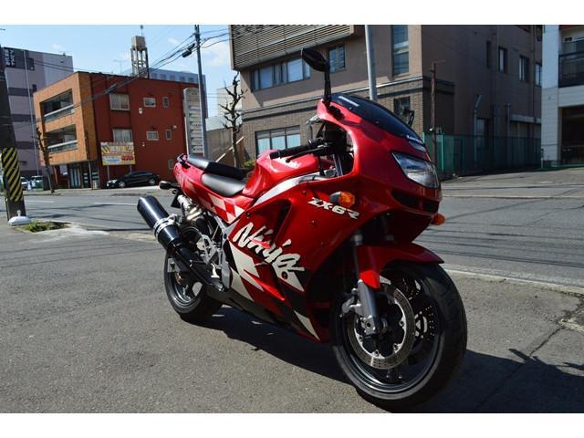 カワサキ Ninja ZX-6Rの画像(茨城県