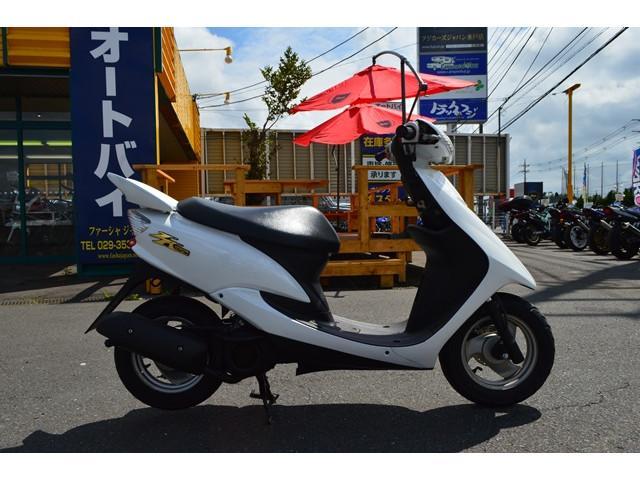 ヤマハ JOG ZR仕様の画像(茨城県