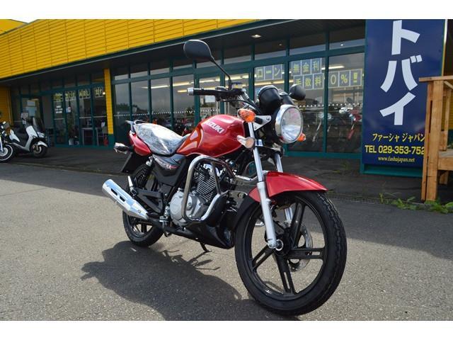 スズキ EN125 3Fの画像(茨城県