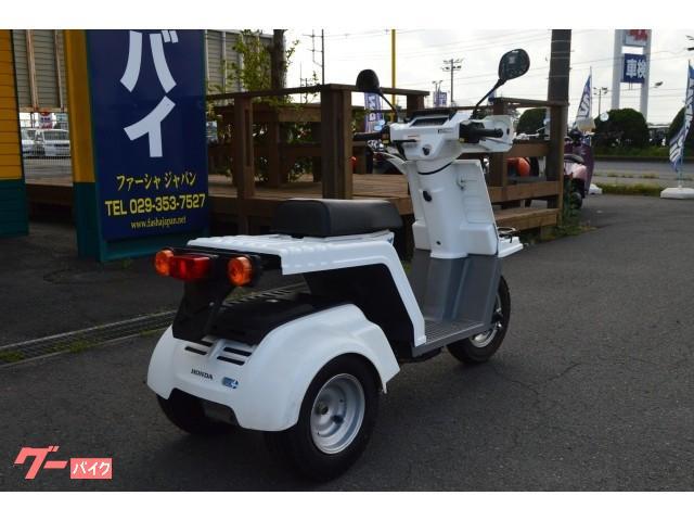 ホンダ ジャイロXスタンダードの画像(茨城県