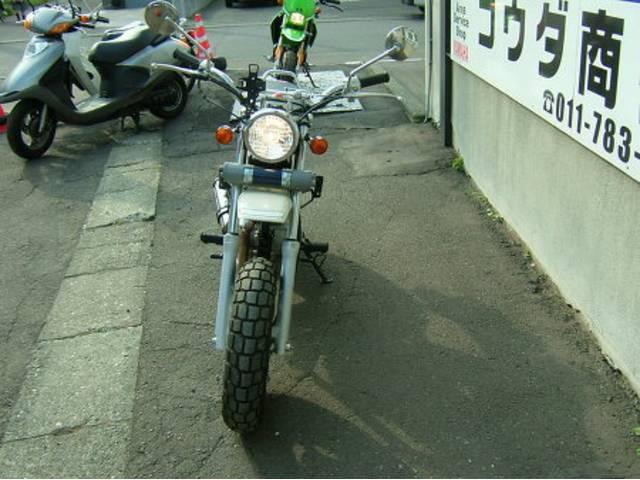 ホンダ Ape100の画像(北海道