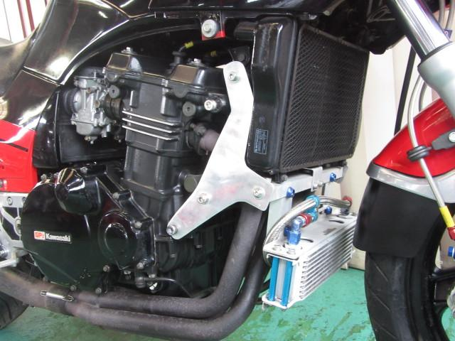 カワサキ GPZ900R A7 バンス管 スペイン仕様の画像(茨城県