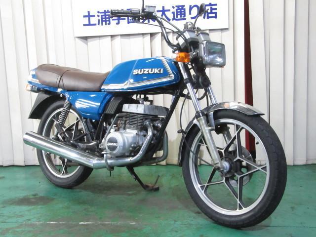 スズキ RG125E ノーマルの画像(茨城県