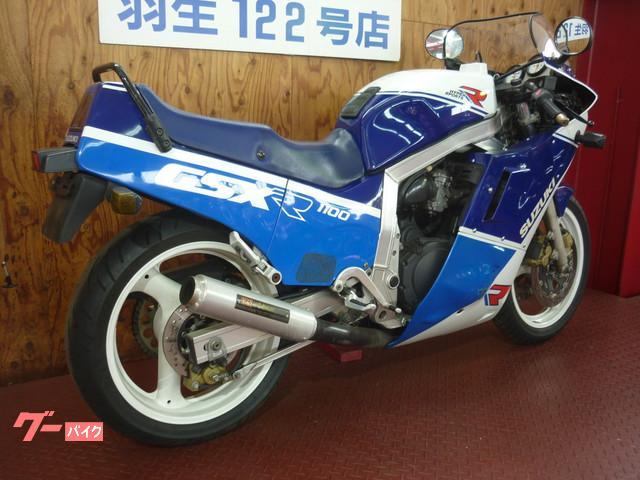 スズキ GSX-R1100 J型 USヨシムラの画像(茨城県