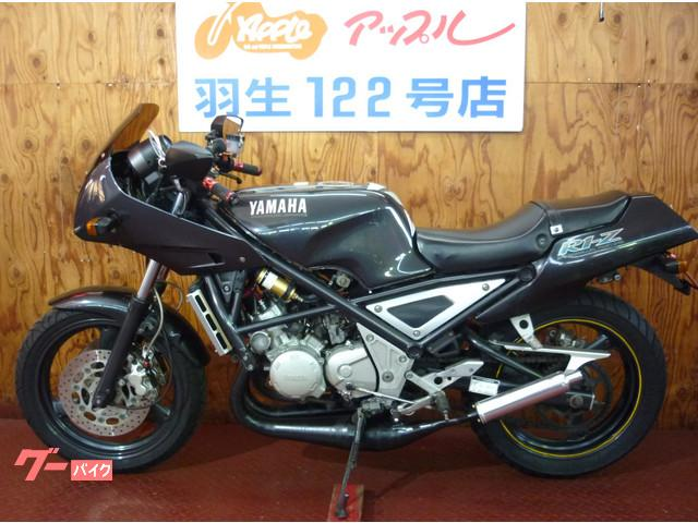 ヤマハ R1-Z 社外チャンバー ETC ハーフカウルの画像(埼玉県