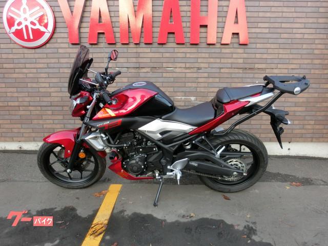 ヤマハ MT-03(320cc)の画像(北海道