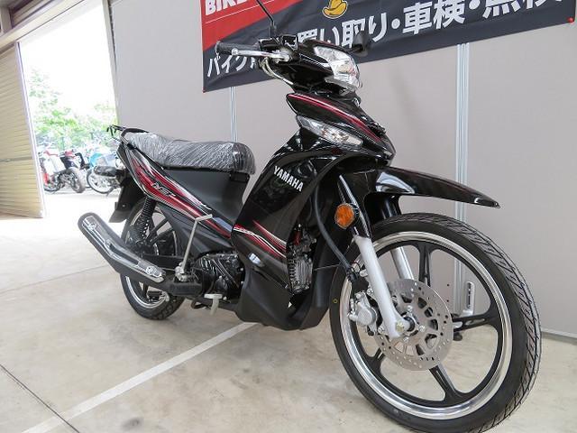 ヤマハ i8 115の画像(茨城県