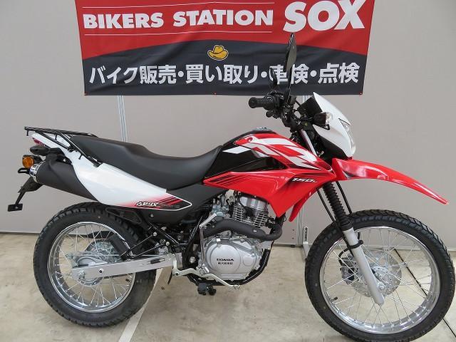 ホンダ XR150L 輸入新車の画像(茨城県