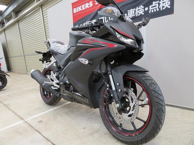 ヤマハ YZF-R15'17輸入新車の画像(茨城県