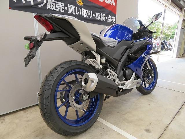 ヤマハ YZF-R15の画像(茨城県