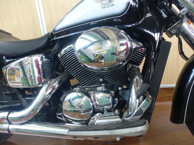 ホンダ シャドウ400 ノーマルの画像(茨城県